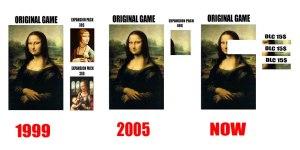 Mona Lisa DLC