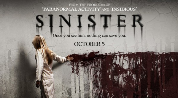 IHOGeek @ The Movies: SINISTER - Sub Cultured