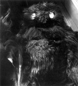 The robotic yeti the Doctor went up against from the original lost episodes Abominable Snowmen And The Web of Fear