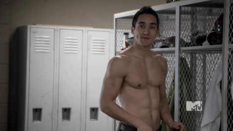 Keahu aka Danny in Teen Wolf (Guilty Pleasure)