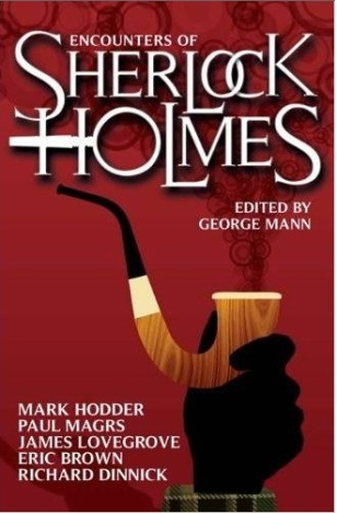 sherlock book cover