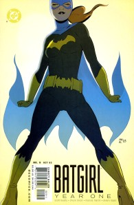 Batgirl Year One 09 00FC