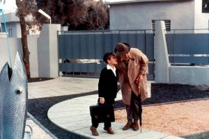 Mon Oncle is adorable. Like ouch I have a cavity this is so cute and fun and yet ouch Post-War social commentary too wow so good.