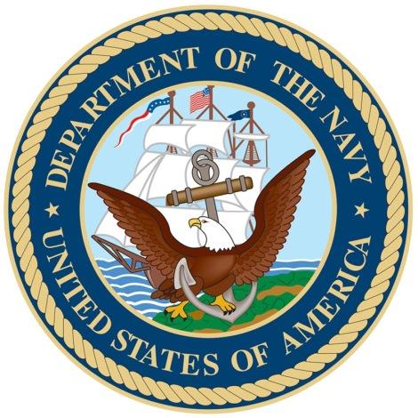 Department of Navy crest