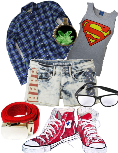 superman casual